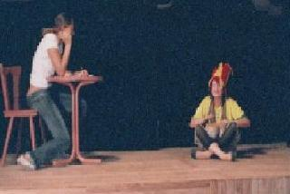 """ Audition "" atelier création 20007 ados"